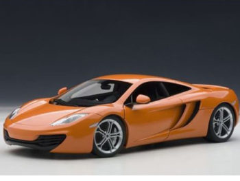 AUTOart 76006 McLaren MP4-12C 1:18 Orange