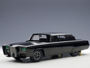 AUTOart 71546 Black Beauty Green Hornet TV Series 1:18 Black