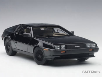 AUTOart 79917 Delorean DMC 12 1:18 Metallic Black