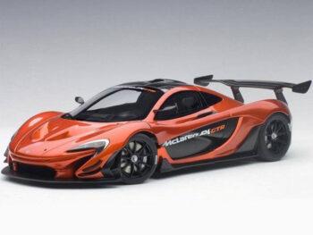AUTOart 81545 McLaren P1 GTR 1:18 Volcano Orange