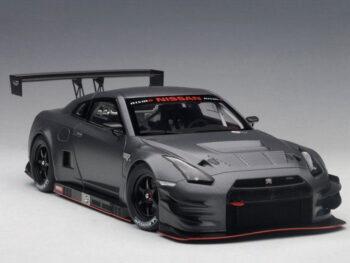 AUTOart 81583 Nissan GT-R Nismo GT3 1:18 Matte Grey