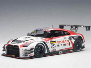 AUTOart 81585 Nissan GT-R Nismo GT3 1:18 Red White