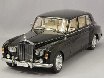 Kyosho 08905 BK Rolls Royce Phantom VI 1:18 Black