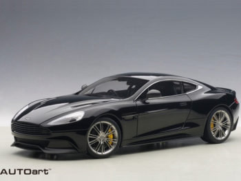 AUTOart 70247 2015 Aston Martin Vanquish 1:18 Glossy Black