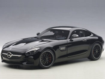 AUTOart 76313 Mercedes Benz AMG GT S 1:18 Gloss Black