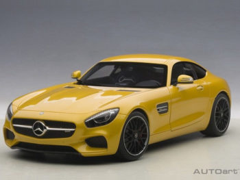 AUTOart 76314 Mercedes Benz AMG GT S 1:18 Yellow