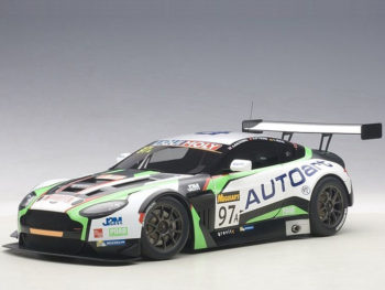 AUTOart 81506 Aston Martin V12 Vantage Bathurst 12 Hour Endurance Race 1:18 #97