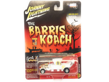 Johnny Lightning JLSS002 The Munsters Barris Koach 1:64 Chase White Lightning