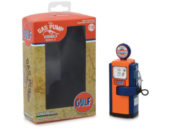 Greenlight 14020 B 1948 Wayne 100A Gulf Oil Gas Pump For 1:18 Diecast Car