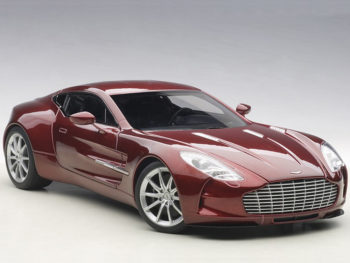 AUTOart 70245 Aston Martin One 77 1:18 Diavolo Red