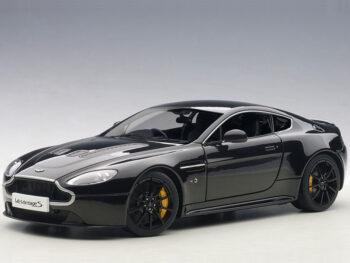 AUTOart 70253 2015 Aston Martin V12 Vantage S 1:18 Jet Black