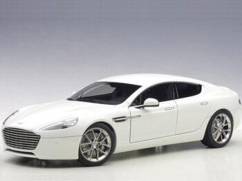 AUTOart 70256 2015 Aston Martin Rapide S 1:18 Stratus White