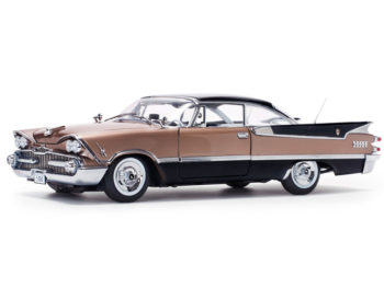 Sun Star 5484 1959 Dodge Custom Royal Lancer Hard Top 1:18 Mocha