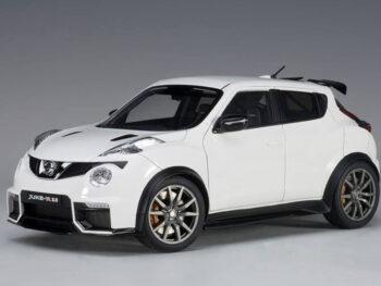 AUTOart 77456 Nissan Juke R 2.0 1:18 White