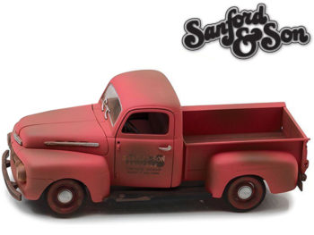 Greenlight 12997 Danford & Son TV Show 1952 Ford F-1 Pick Up Trick 1:18