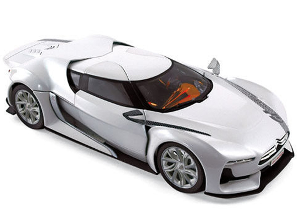 Norev 181610 Citroen Concept GT Salon De Paris 2008 1:18 White