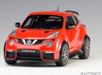 AUTOart 77457 Nissan Juke R 2.0 1:18 Red