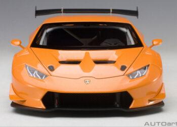 AUTOart 81558 2015 Lamborghini Huracan Super Trofeo 1:18 Orange