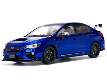 Sun Star 5552 2015 Subaru S207 WRX STi NBR Challenge Package 1:18 Blue
