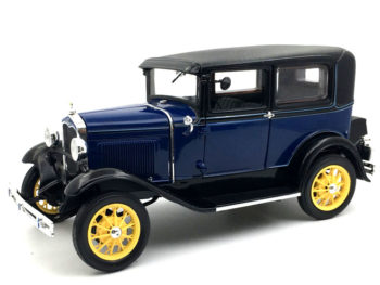 Sun Star 6104 1931 Ford Model A Tudor 1:18 Lombard Blue