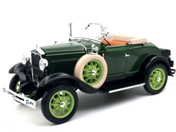 Sun Star 6123 1931 Ford Model A Roadster 1:18 Brewater Green