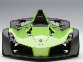 AUTOart 18114 Bac Mono 1:18 Metallic Green