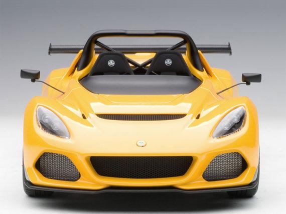 AUTOart 75393 Lotus 3-Eleven 1:18 Yellow