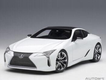 AUTOart 78846 Lexus LC 500 1:18 Metalic White