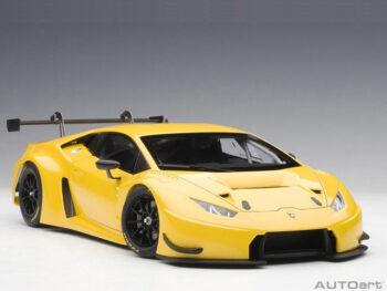 AUTOart 81528 Lamborghini Huracan GT3 1:18 Giallo Into / Pearl Effect Yellow