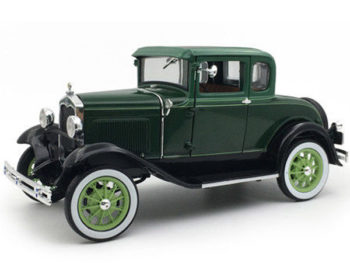 Sun Star 6133 1931 Ford Model A Coupe 1:18 Valley Green