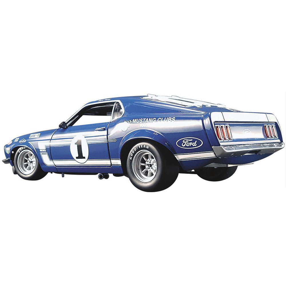ACME A1801819 Team Shelby's 1969 Ford Mustang Boss 302