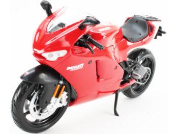 Maisto 31190 Ducati Desmosedici RR 1:12 Red