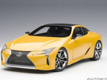 AUTOart 78847 Lexus LC 500 1:18 Metalic Yellow