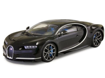 Kyosho C09548 BK Bugatti Chiron 1:18 Black