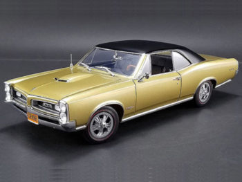 Acme A18012081966 Tiger Gold Pontiac 1:18 Gold
