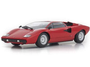 Kyosho Ousia C09531 R Lamborghini Countach LP400 1:18 Red