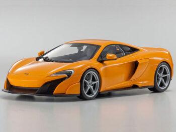 Kyosho C09541 P Ousia McLaren 675 LT 1:18 Orange