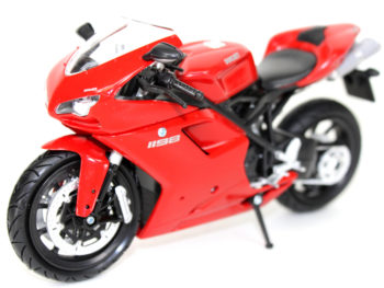 New Ray 57143 Ducati 1198 1:12 Red