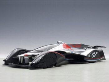 AUTOart 18117 Red Bull X2014 Fan Car 1:18 Sebastian Vettel Hyper Silver