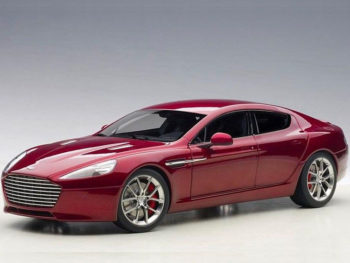 AUTOart 70257 2015 Aston Martin Rapide S 1:18 Diavolo Red