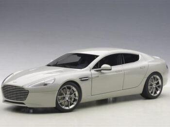 AUTOart 70258 2015 Aston Martin Rapide S 1:18 Silver Fox