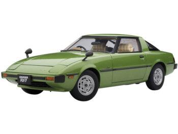 AUTOart 75981 Mazda RX-7 (SA) Savanna 1:18 Mach Green
