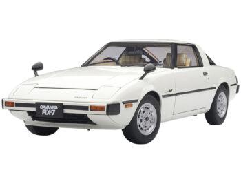 AUTOart 75982 Mazda RX-7 (SA) Savanna 1:18 Aurora White