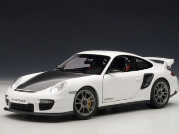 AUTOart 77963 Porsche 911 997 GT2 RS 1:18 White