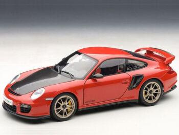 AUTOart 77964 Porsche 911 997 GT2 RS 1:18 Red