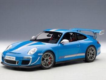 AUTOart 78145 Porsche 911 997 GT3 RS 4.0 1:18 Blue