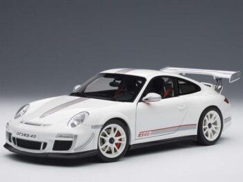 AUTOart 78147 Porsche 911 997 GT3 RS 4.0 1:18 White