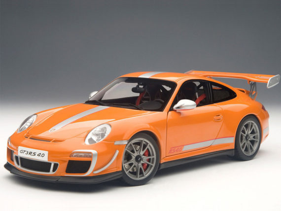 AUTOart 78148 Porsche 911 997 GT3 RS 4.0 1:18 Orange