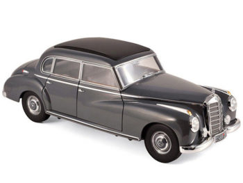 Norev 183591 1955 Mercedes Benz 300 1:18 Dark Grey