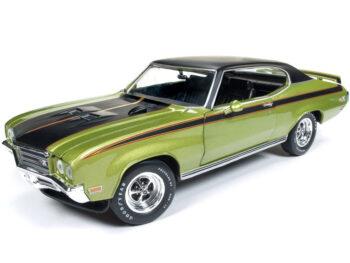 Autoworld Amm1117 1971 Buick Skylark GSX 1:18 Limemist Green